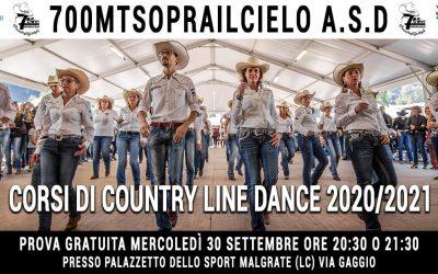Corso di ballo – Country Line Dance